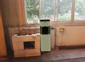 直饮水机水房应用